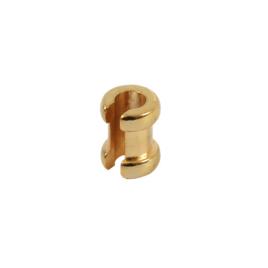 Зажим КД 0504 голд
