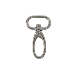 Карабин 3591 20мм никель роллинг