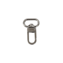 Карабин PM43 HM01-15,9 никель полир (7517 17мм)