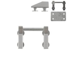 Ручкодержатель 5331 никель полир