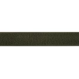 Велкро  25 мм 327 хаки петля N (Нейлон)