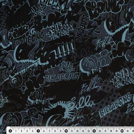 Дизайн 420Д ПВХ 74165-4 (Ф) графити сер/черн   СК