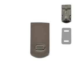 Магнитная кнопка MB-1 никель (YB 186)