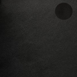 Кожзам Y1151 1B черн с двухсторонним покрытием ПВХ