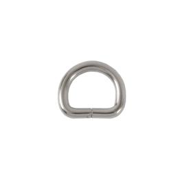 Полукольцо 12х10мм (2,8мм) никель (4666(12))