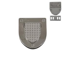 Замок 17593 никель полир