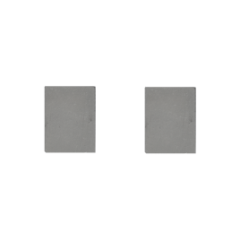 Магнитная кнопка внутренняя 20мм*15мм  2мм (пара) L