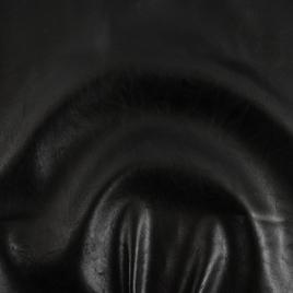 Кожзам F012 1# чёрный