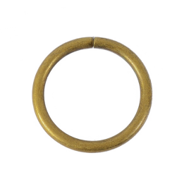 Ручкодерж №3(кольцо) разъемн 3,8/31,4/39мм антик роллинг D