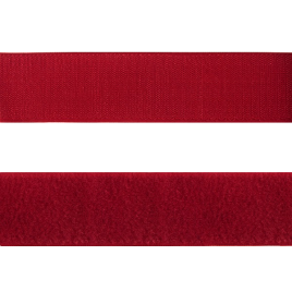 Велкро  50 мм 148 красная