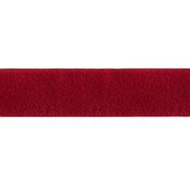 Велкро  25 мм 148 красн петля