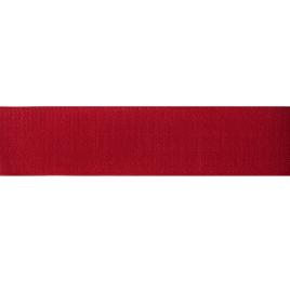 Велкро  25 мм 148 красн крюк