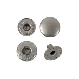 Кнопка галант 10мм мат/ник роллинг+никель (голова)